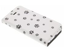 Design Hardcase Booktype iPhone 5c