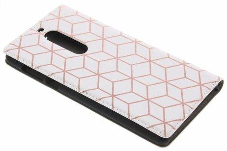Nokia 5 hoesje - Design Hardcase Booktype voor