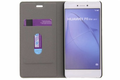 Huawei P8 Lite (2017) hoesje - Design Hardcase Booktype voor