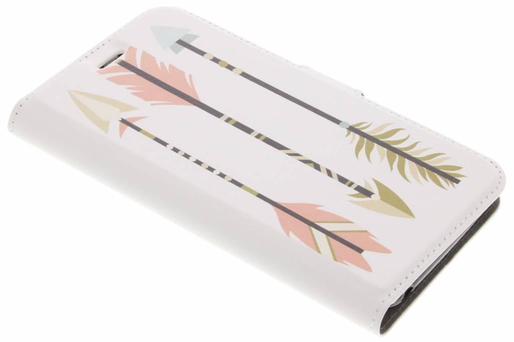 Design Softcase Booktype voor Acer Liquid Z6 - Arrows