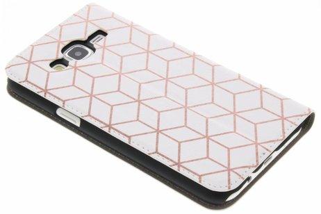 Samsung Galaxy J5 hoesje - Design Hardcase Booktype voor