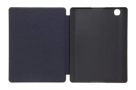 Kobo Aura H2O Edition 2 hoesje - Basic Geribbelde Booktype voor
