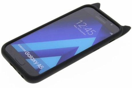 Samsung Galaxy A5 (2017) hoesje - Kat Backcover voor Samsung