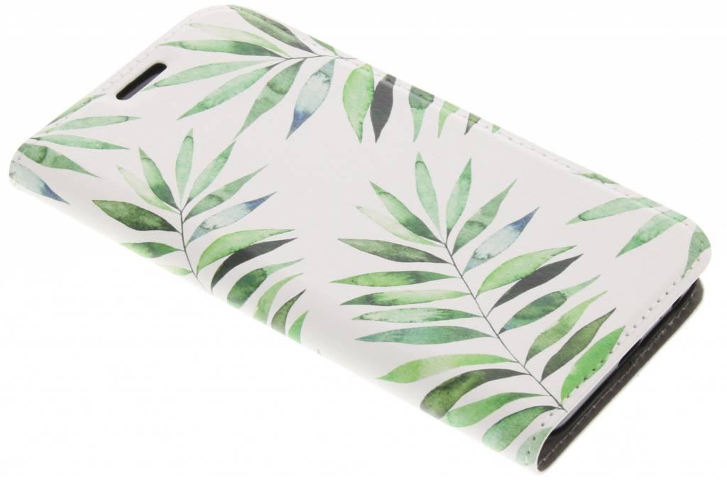 Design Hardcase Booktype voor Samsung Galaxy A3 (2017) - Palm