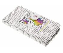 Design Softcase Booktype Samsung Galaxy A5 (2016)
