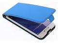 Selencia Luxe Hardcase Flipcase voor Huawei P8 Lite (2017) - Blauw
