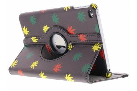 360° Draaibare Design Bookcase voor iPad Mini 4