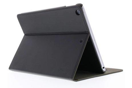 Gecko Covers Easy-Click Bookcase voor iPad (2017) / (2018) - Zwart