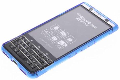 Blackberry KeyOne hoesje - S-line Backcover voor BlackBerry
