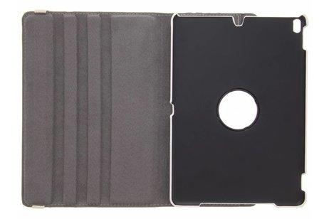 360° Draaibare Design Bookcase voor iPad Pro 10.5 / Air 10.5 - Be happy