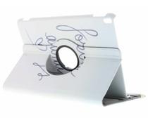360° Draaibare Design Bookcase iPad Pro 10.5