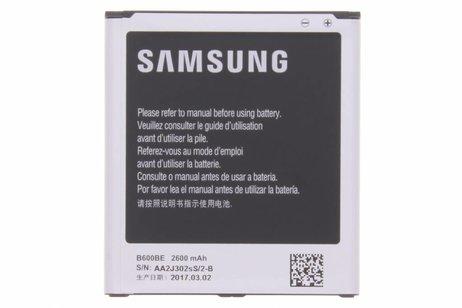 Samsung 2600 mAh batterij mAh voor de Galaxy S4