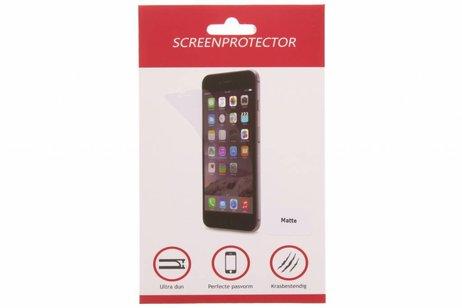 Anti-fingerprint Screenprotector voor iPhone X / Xs