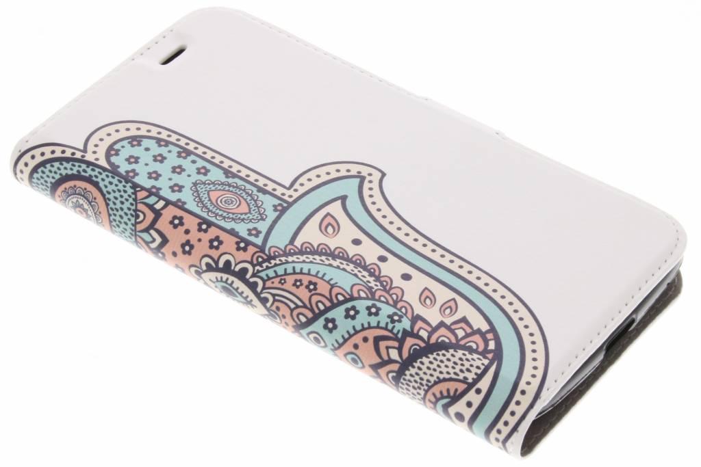 Design Hardcase Booktype voor Acer Liquid Zest (4G)