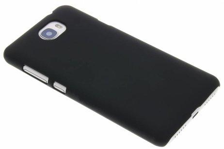 Effen Backcover voor Huawei Y5 2 / Y6 2 Compact - Zwart