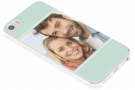 Ontwerp uw eigen iPhone 5 / 5s / SE gel hoesje