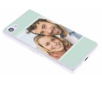 Ontwerp uw eigen Sony Xperia Z5 Compact gel hoesje