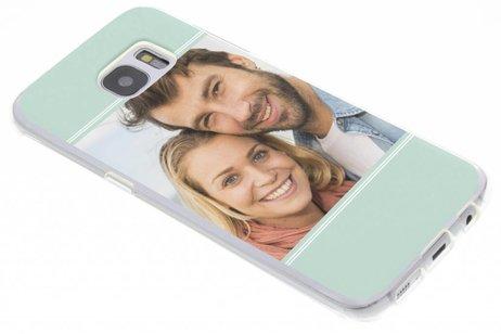 Samsung Galaxy S7 Edge hoesje - Ontwerp uw eigen Samsung