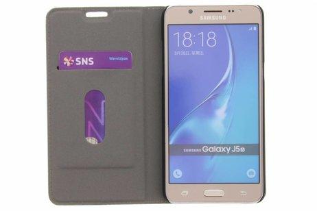 Samsung Galaxy J5 (2016) hoesje - Design Hardcase Booktype voor
