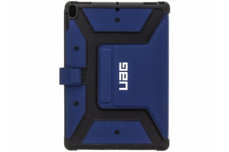 UAG Metropolis Bookcase voor iPad Pro 10.5 / Air 10.5 - Blauw