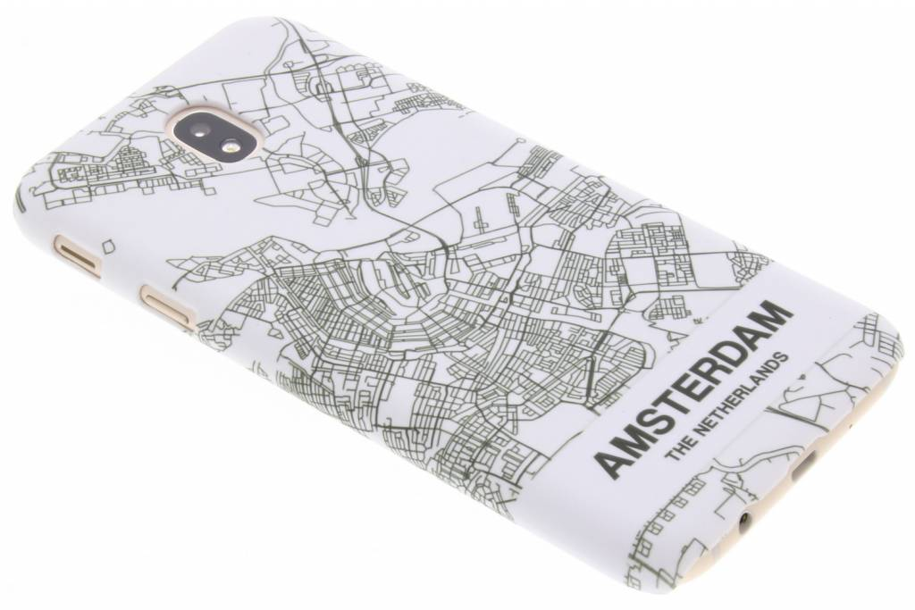 Design Hardcase Backcover voor Samsung Galaxy J7 (2017) - Amsterdam