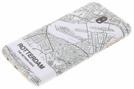 Design Hardcase Backcover voor Samsung Galaxy J7 (2017) - Rotterdam