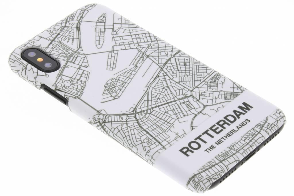 Design Hardcase Backcover voor iPhone X / Xs - Rotterdam