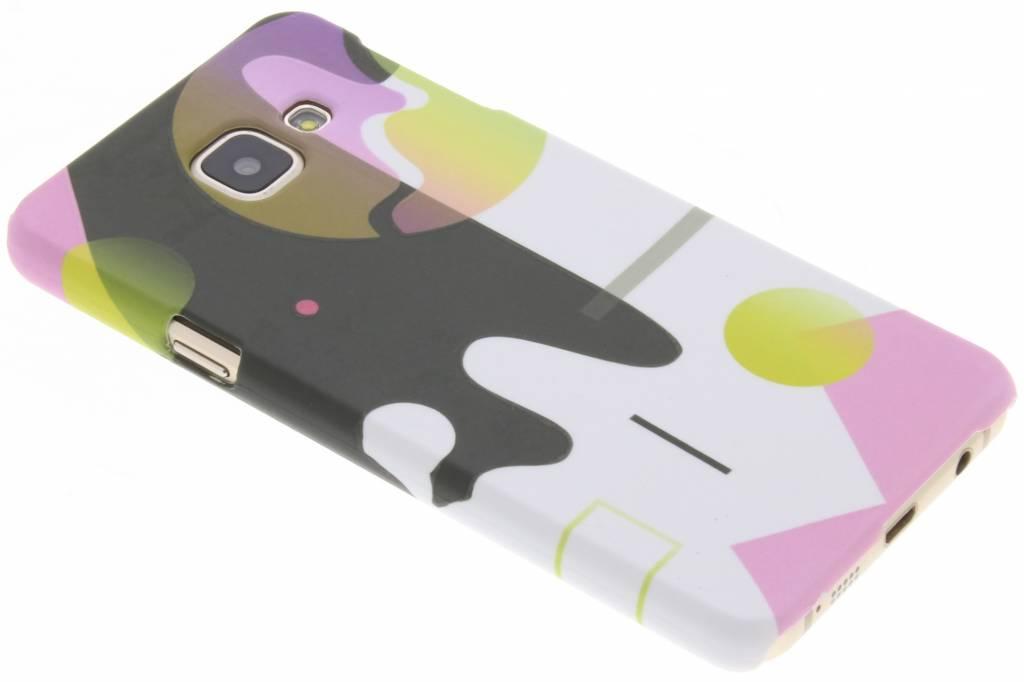Design Hardcase Backcover voor Samsung Galaxy A3 (2016) - Art
