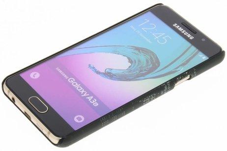 Samsung Galaxy A3 (2016) hoesje - Design Hardcase Backcover voor