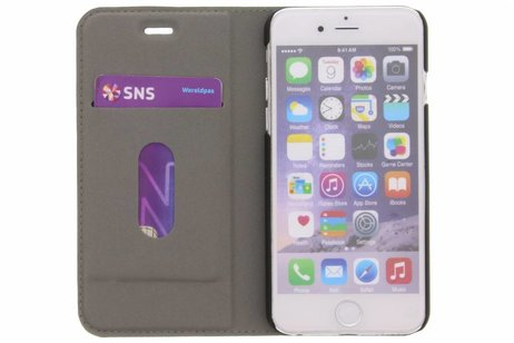 iPhone 6 / 6s hoesje - Design Hardcase Booktype voor