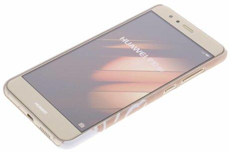 Huawei P10 Lite hoesje - Design Hardcase Backcover voor