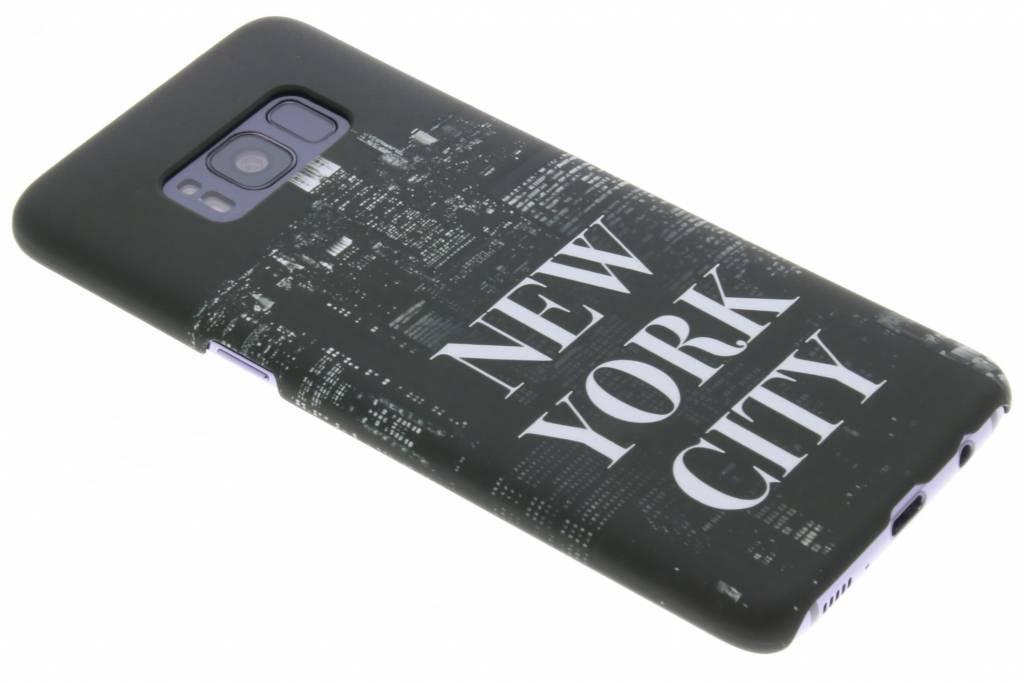 Design Hardcase Backcover voor Samsung Galaxy S8 - New York