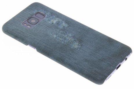 Samsung Galaxy S8 hoesje - Design Hardcase Backcover voor