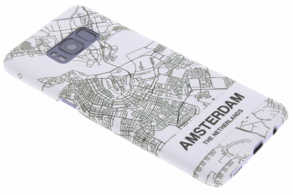 Design Hardcase Backcover voor Samsung Galaxy S8 - Amsterdam