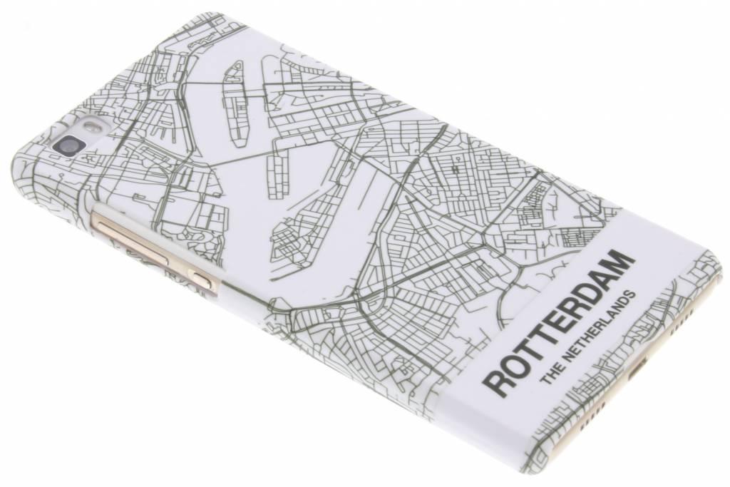 Design Hardcase Backcover voor Huawei P8 Lite - Rotterdam