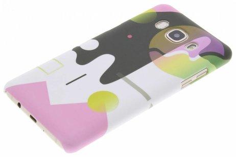Design Hardcase Backcover voor Samsung Galaxy J5 (2016) - Art