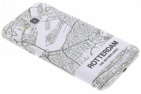 Design Hardcase Backcover voor Samsung Galaxy J3 / J3 (2016) - Rotterdam