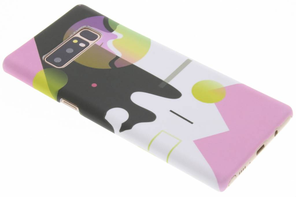 Design Hardcase Backcover voor Samsung Galaxy Note 8 - Art