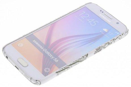 Design Hardcase Backcover voor Samsung Galaxy S6 - Rotterdam