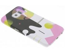 Design Hardcase Backcover Samsung Galaxy S6