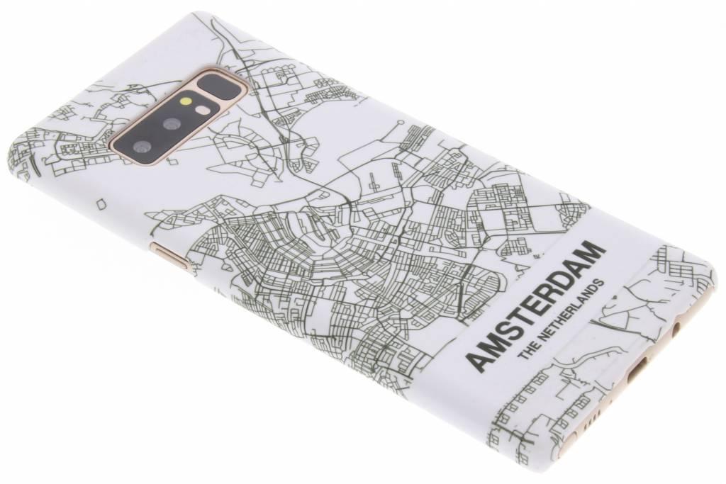 Design Hardcase Backcover voor Samsung Galaxy Note 8 - Amsterdam