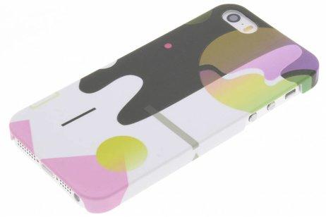 Design Hardcase Backcover voor iPhone SE / 5 / 5s - Art