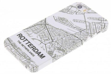 Design Hardcase Backcover voor iPhone SE / 5 / 5s - Rotterdam