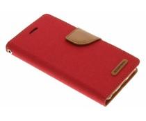 Mercury Goospery Canvas Diary Booktype iPhone 6 / 6s