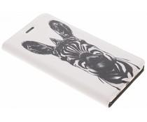 Design Hardcase Booktype Huawei P8 Lite