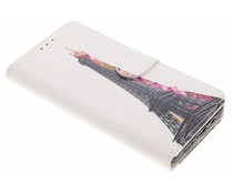 Design Softcase Booktype Samsung Galaxy J5 (2016)