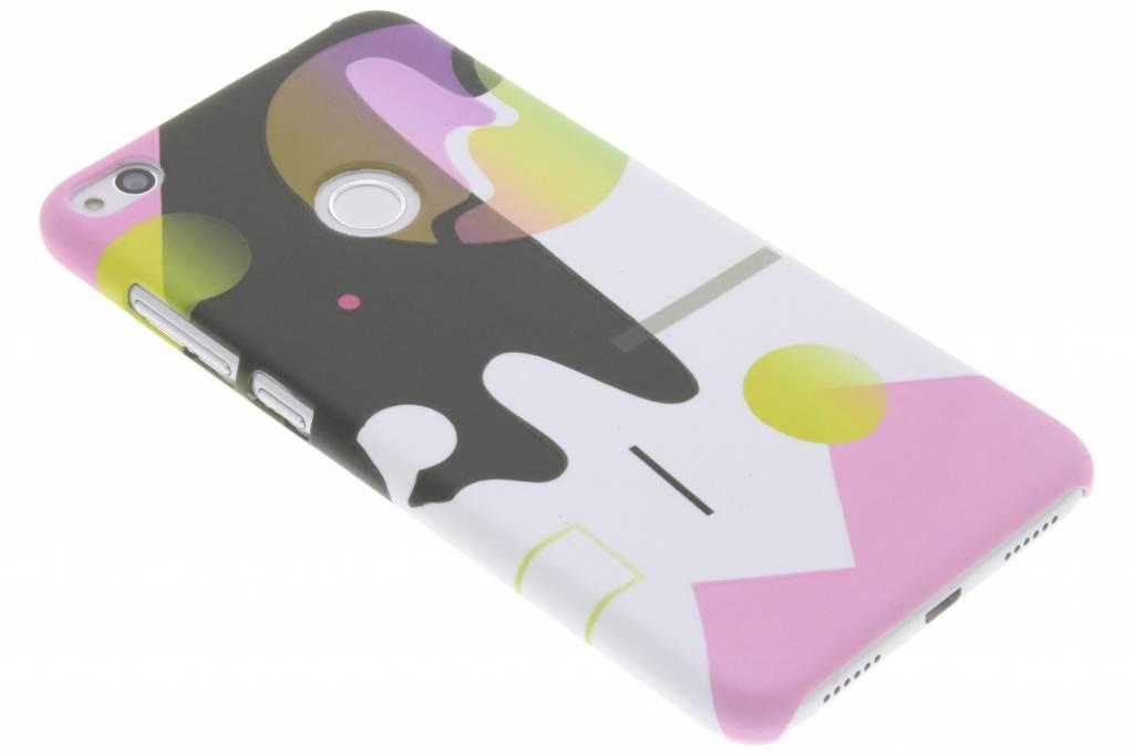 Design Hardcase Backcover voor Huawei P8 Lite (2017) - Art
