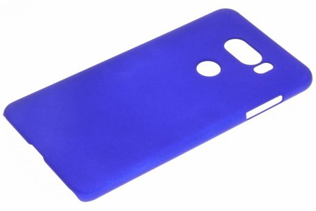 LG V30 hoesje - Effen Backcover voor LG
