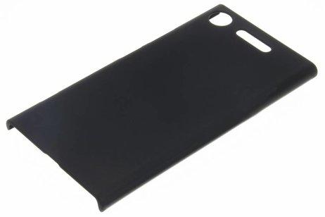 Sony Xperia XZ1 hoesje - Effen Backcover voor Sony