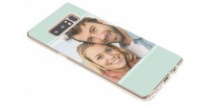 Ontwerp uw eigen Samsung Galaxy Note 8 gel hoesje